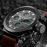 AMST Чоловічі спортивні кварцові годинники AMST Mountain Brown 1233, фото 7