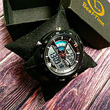 Skmei Мужские часы Skmei Shark Black 1016, фото 6