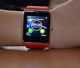 UWatch Смарт годинник Smart GT08 Red, фото 3