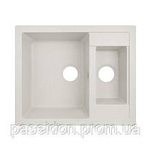 Кухонна мийка Lidz 615x500/200 STO-10 (LIDZSTO10615500200)