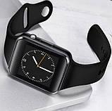 UWatch Смарт годинник Smart A1 Turbo Black, фото 4