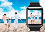 UWatch Розумні смарт годинник з сім-картою 2018 року Smart A1 Turbo UWatch 5015 Black, фото 9