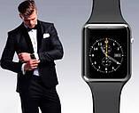 UWatch Розумні смарт годинник з сім-картою 2018 року Smart A1 Turbo UWatch 5015 Black, фото 10