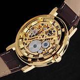 Winner Женские часы Winner Gold  Brown, фото 7