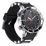 Weide Мужские спортивные кварцевые часы Weide Kasta Black 1239, фото 3