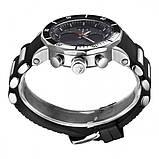 Weide Мужские спортивные кварцевые часы Weide Kasta Black 1239, фото 9