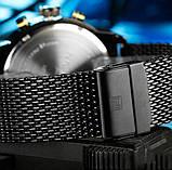 Naviforce Мужские спортивные водостойкие часы Naviforce Brutto NF9068S 1298, фото 4