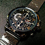 Naviforce Мужские спортивные водостойкие часы Naviforce Brutto NF9068S 1298, фото 7