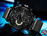 Naviforce Мужские спортивные водостойкие часы Naviforce Brutto NF9068S 1298, фото 8
