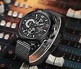 Naviforce Мужские спортивные водостойкие часы Naviforce Brutto NF9068S 1298, фото 9
