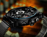 Naviforce Мужские спортивные водостойкие часы Naviforce Brutto NF9068S 1298, фото 10