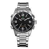 Weide Мужские часы Weide Standart Silver, фото 2