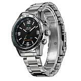 Weide Чоловічі годинники Weide Standart Silver, фото 5