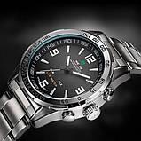 Weide Чоловічі годинники Weide Standart Silver, фото 8
