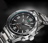 Weide Чоловічі годинники Weide Standart Silver, фото 9