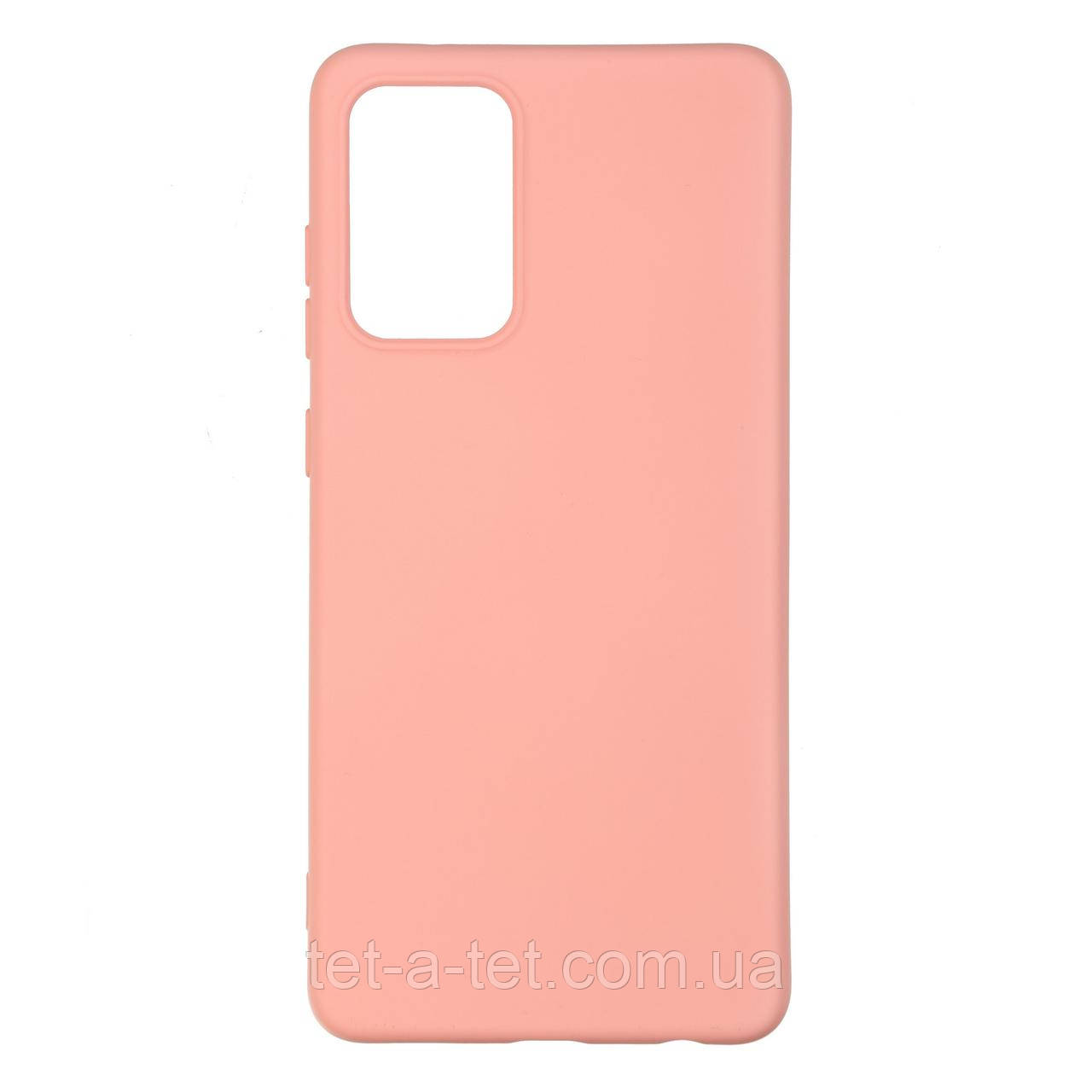 Чохол силіконовий ArmorStandart ICON Case for Samsung A52 (A525) Pink