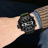 MegaLith Мужские часы MegaLith Prof Green, фото 8