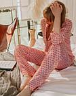 Пижама  из тенселя премиум Tulip, фото 2