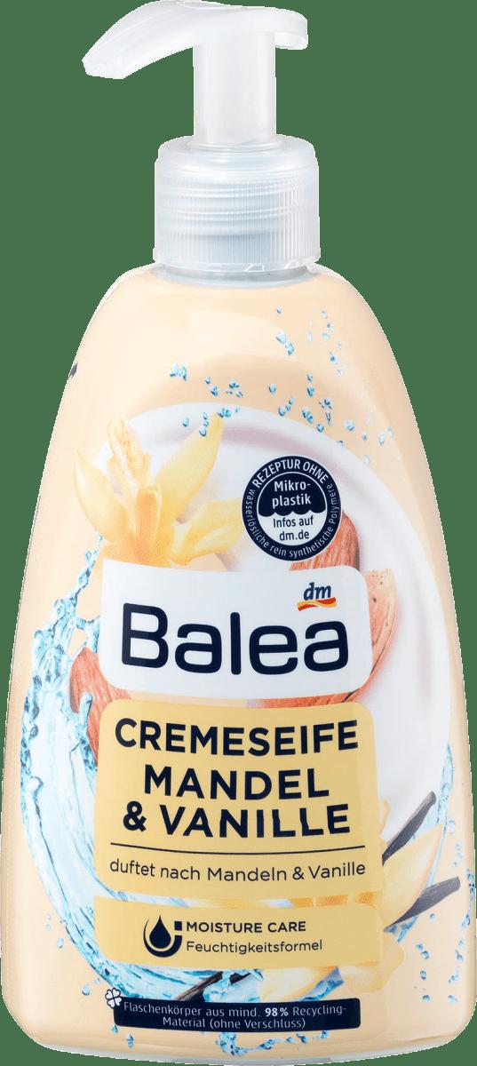 Рідке мило кремове Balea Мигдаль-Ваніль Mandel & Vanille 500мл.