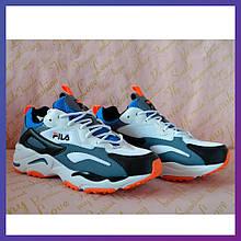 Кроссовки для подростков Fila Ray Tracer Junior Original разноцветные. Фила Оригинал 38 размер