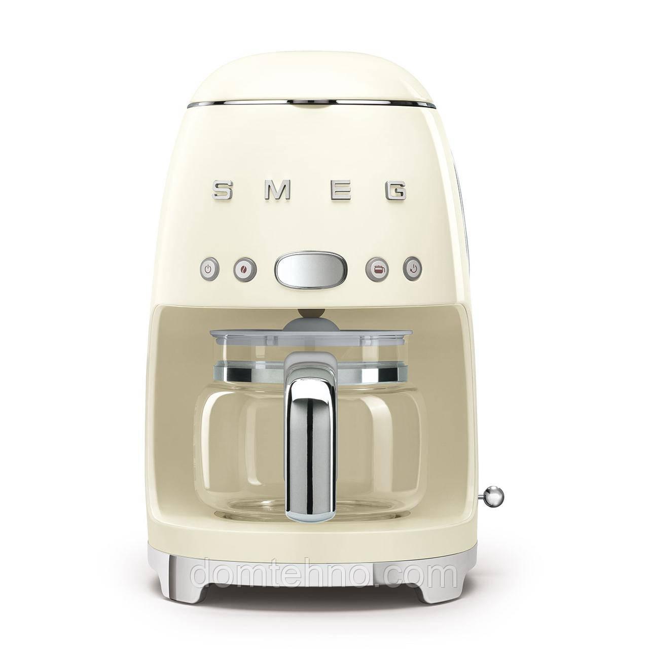 Крапельна кавоварка SMEG DCF02CREU