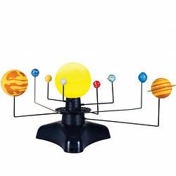 """Моторизована демонстраційна модель """"Сонячна система"""""""