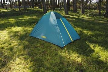 Палатка, намет, двухслойная палатка, двухместная палатка, туристическая