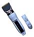 Машинка для стрижки волосся акумуляторна Geemy GM-6062 з керамічними ножами, фото 2
