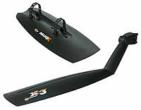 Крила SKS set X-tra-dry and mud-X black 279912
