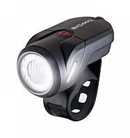Передній ліхтар Sigma Sport Aura 35 Lm USB Чорний SD17350, фото 1