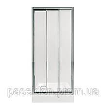 Набор Qtap дверь в нишу Uniford CRM208.C4 + поддон Unisquare 308815