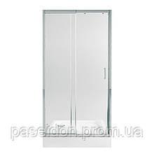 Набір Qtap двері в нішу Taurus CRM201-11.C6 + піддон Unisquare 301115
