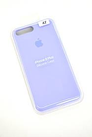 Чохол для телефону iPhone 7 + / 8 + Silicone Case original FULL №7 lilac