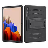 Чехол Heavy Duty Case для Samsung Galaxy Tab S7 Plus 12.4 T970 / T975 Black