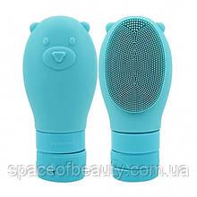 Освежающая пенка для очищения лица с силиконовой щеткой WellDerma Gomdochi Foam Cleanser Cooling, 60мл
