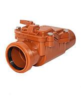 Зворотний клапан. Д 50мм (1рез) Інтерпласт
