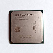 AMD Athlon X4 840 3100 MHz AD840XYBI44JA Socket FM2+ 4 ядра 64 бита Процессор для ПК