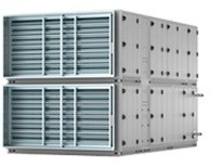 Системы приточно-вытяжной вентиляции AeroMaster Cirrus 9x4