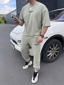 Чоловічий спортивний костюм FG Oliva