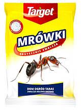 Гранулы от муравьев, средство для уничтожения гнезд муравьев 100 г ANTS CONTROL, Target