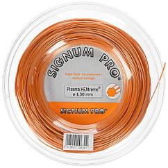 Струни тенісні Signum Pro Plasma HEXtreme 200 м Помаранчеві (111)