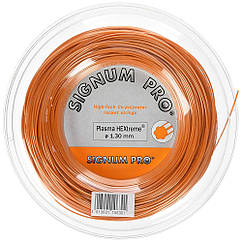 Теннисные струны Signum Pro Plasma HEXtreme 200 м Оранжевые (111)