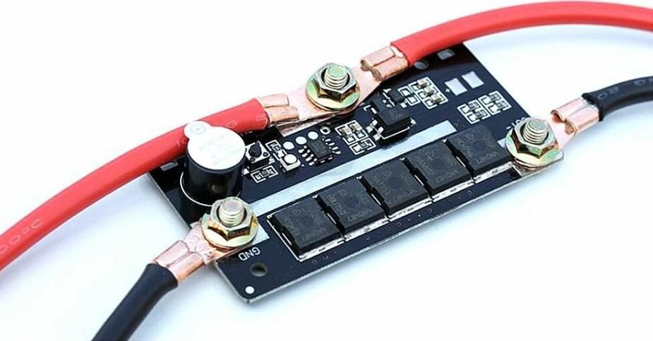 Портативная точечная сварка 12V для аккумуляторов 18650