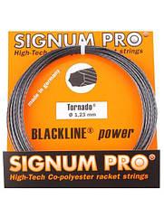 Теннисные струны Signum Pro Tornado 12,2m Толщина: 1.23mm