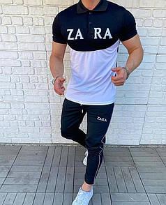 Чоловічий спортивний костюм ZARA