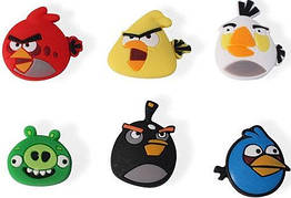 Виброгасители Angry Birds 6 шт (8317145)