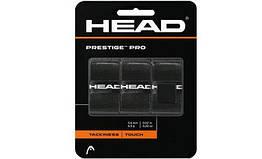 Обмотки HEAD Prestige Pro Overgrips 3 шт Black (8317133)