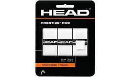 Обмотки HEAD Prestige Pro Overgrips 3 шт White (8317134)