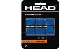 Обмотки HEAD XtremeSoft Overgrips 3 шт Blue (8317139)