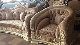Комплект мягкой мебели Орхидея (диван + 2 кресла) СлонимМебель